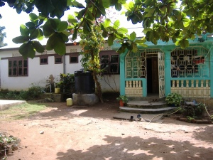 Home I Stayed at in Mwanza