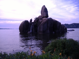 The Bismark Rocks