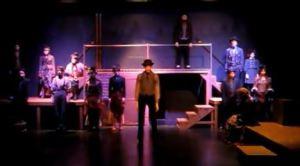 Cast of Sweeney Todd @ Studio East
