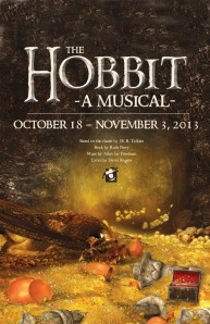 """The Hobbit – A Musical"" at Studio East."